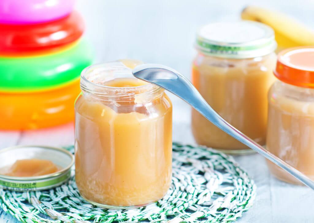 Food Jars Babies