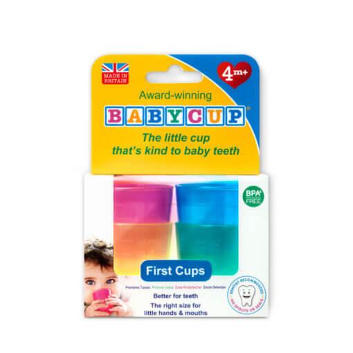 Kelímek pro batolata Babycup - barevný mix