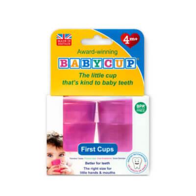 Kelímek pro batolata Babycup - růžový